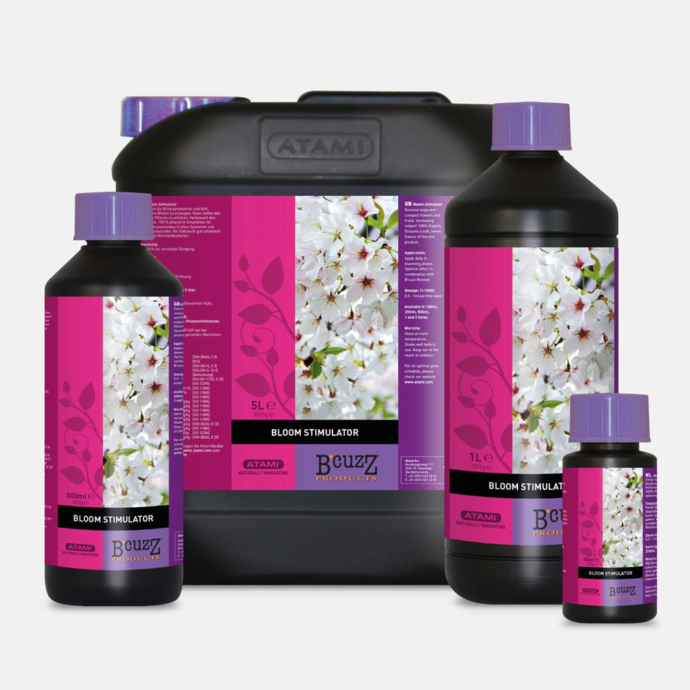 B'cuzz Bloom Stimulator