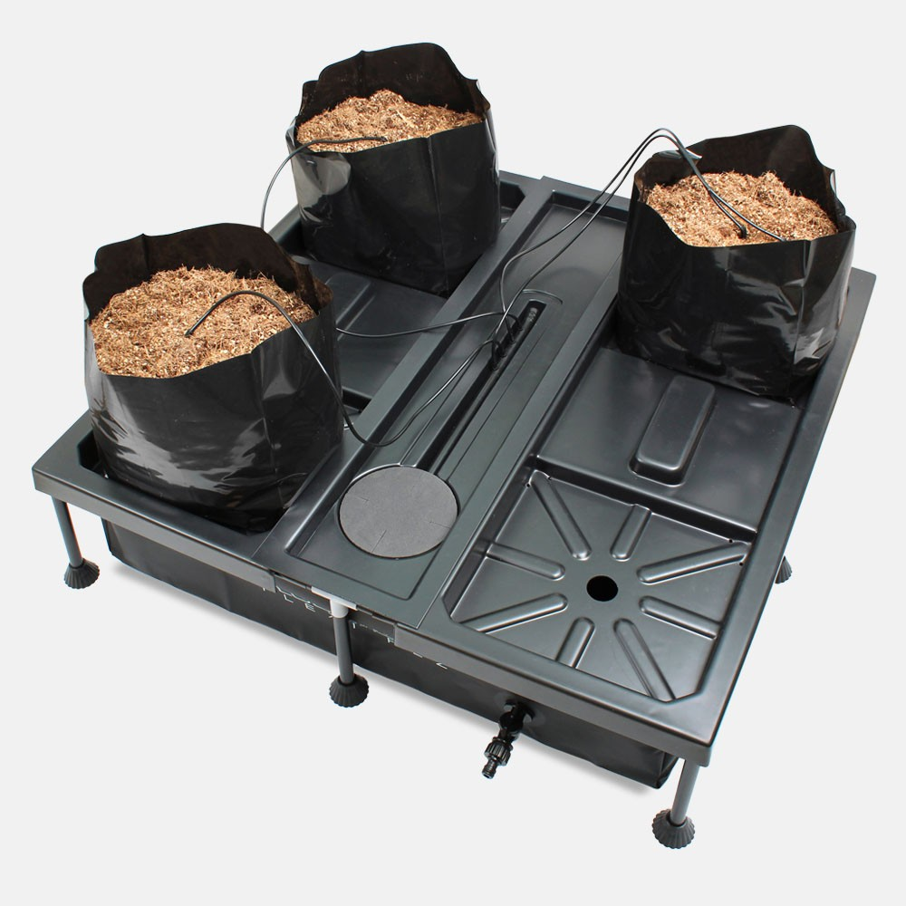 Bloomroom Flexi 4 Pot 'Drip Irrigation' System