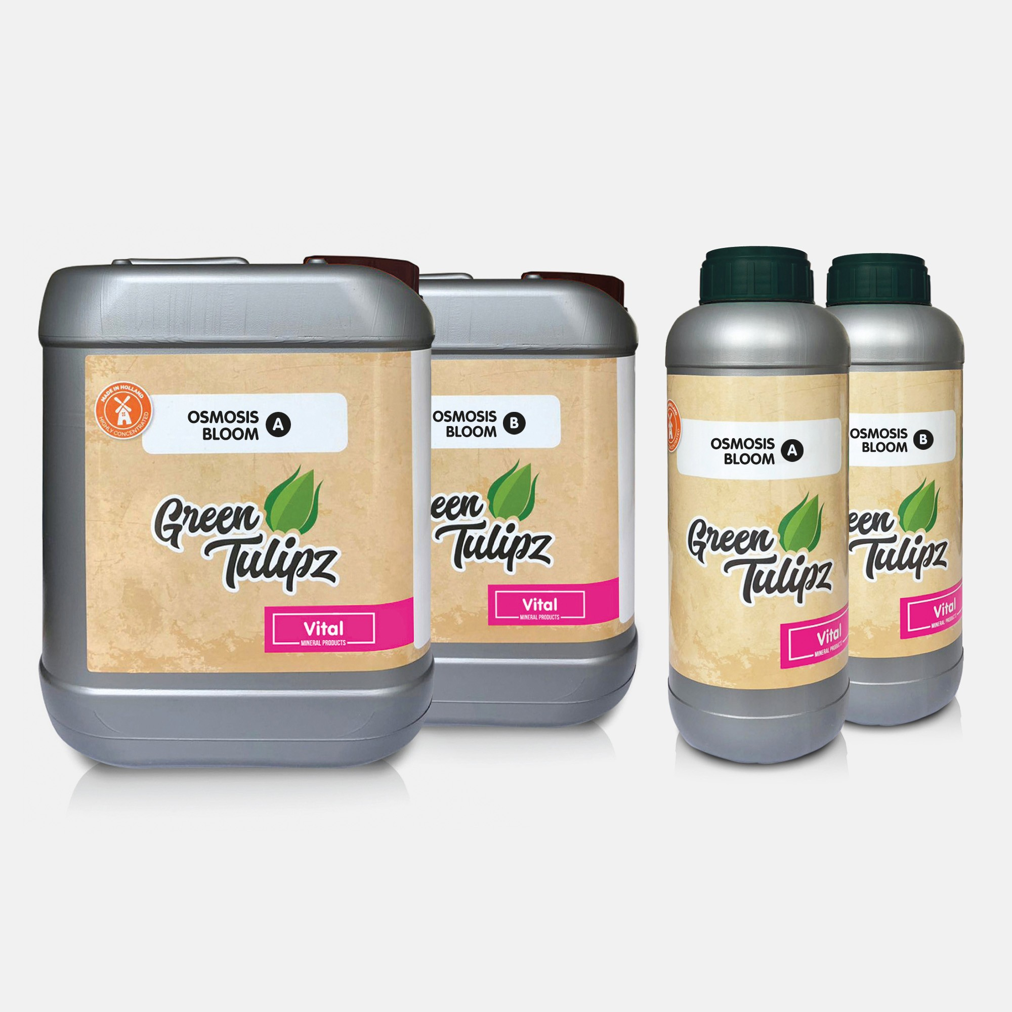 Green Tulipz Osmosis Bloom® Fertilizer