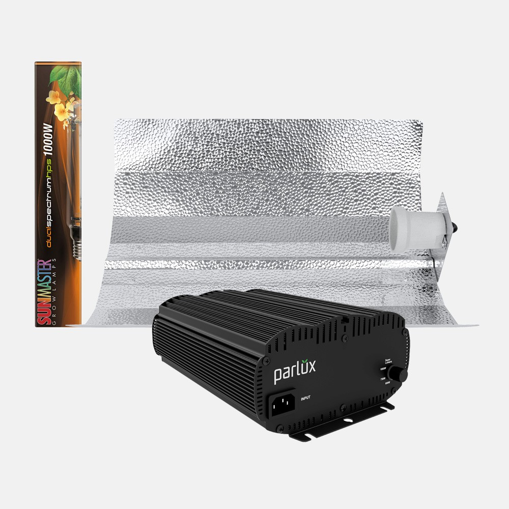 Parlux Digital 1000W Kit