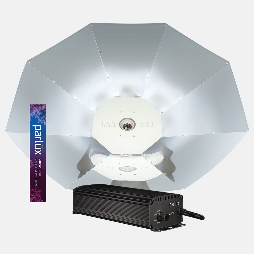 Parlux Digital 600W Parabolic Kit