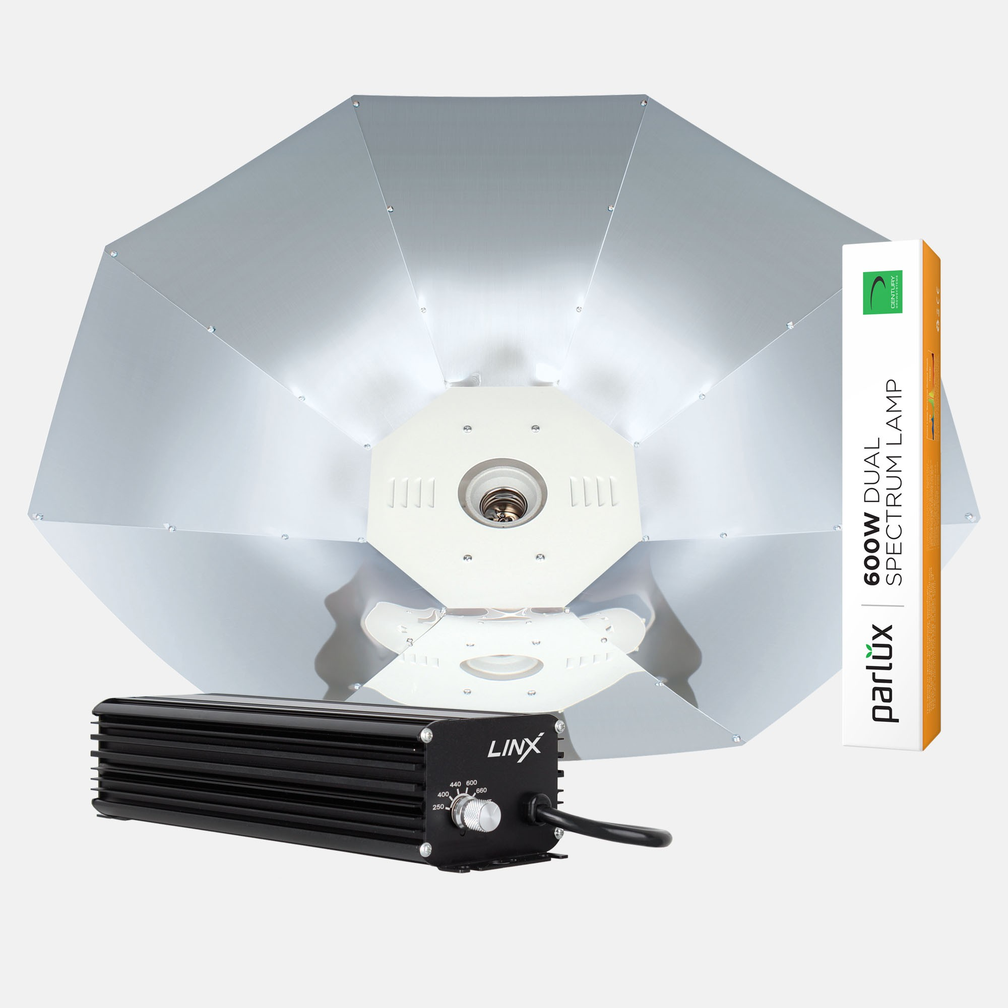 Linx Digital 600W Parabolic Kits