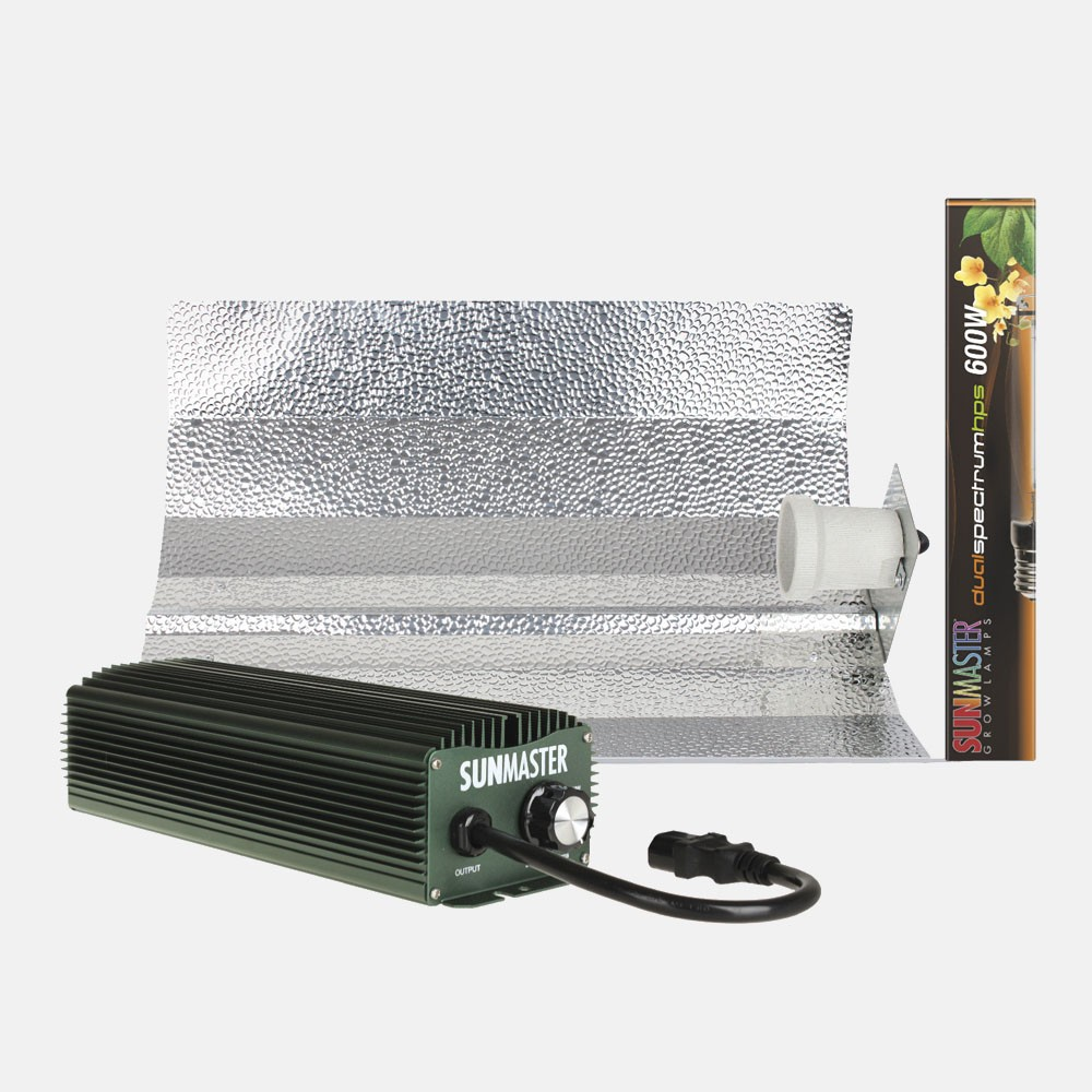 Sunmaster Digital 600W Kit