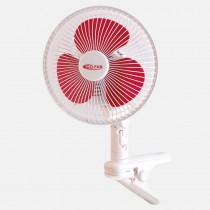 "8"" (20cm) Oscillating Clip Fan"